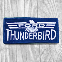 Ford Thunderbird Vintage Patch.
