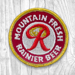 Rainier Beer Vintage Patch