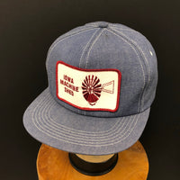 Iowa Machine Shed. Vintage K-Products Snapback