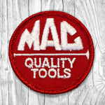 MAC QUALITY TOOLS Vintage Patch