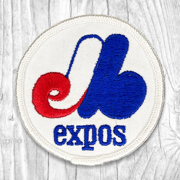 Montreal Expos Vintage Patch