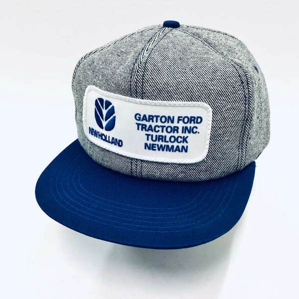 New Holland - Garton Ford Tractor Inc. Turlock. Newman K-Product Vintage Trucker