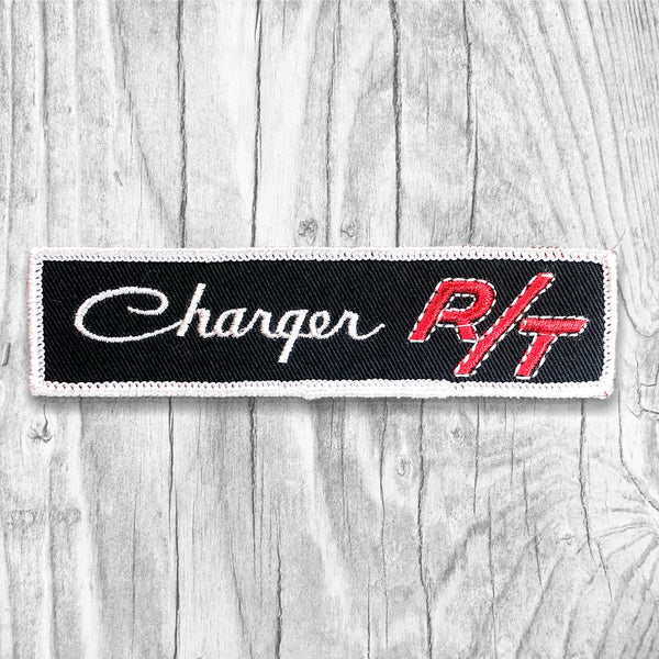 Charger R/T Vintage Patch