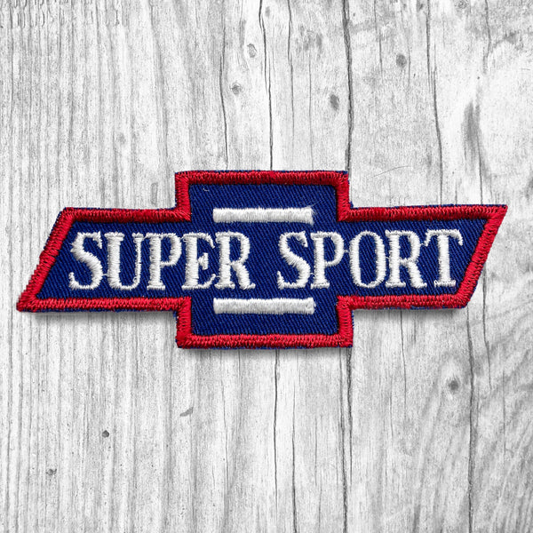 Super Sport Vintage Patch