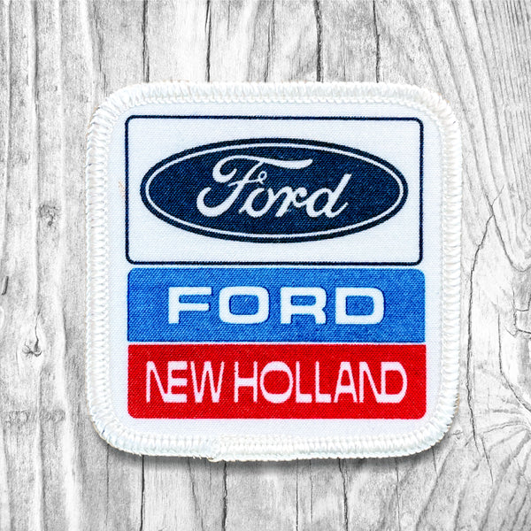 Ford New Holland Vintage Patch