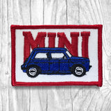 Mini Cooper Vintage Patch
