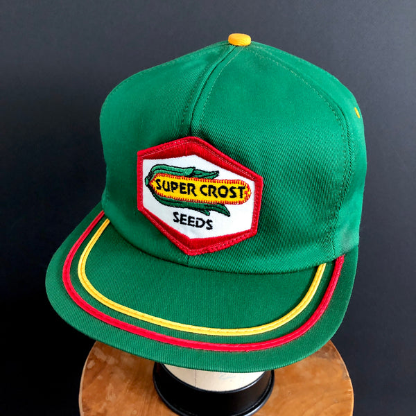 Super Crost Seeds. Vintage K-Products Snapback