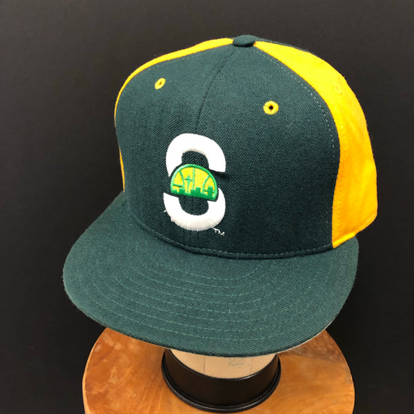 Seattle Supersonics New Era Vintage Cap