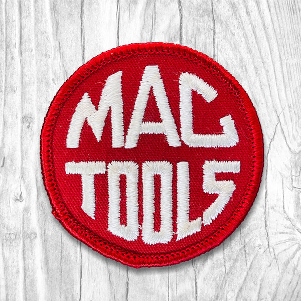 MAC TOOLS Vintage Patch
