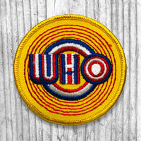 The WHO Vintage Patch