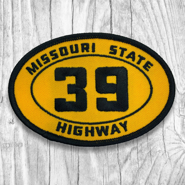 Missouri State Highway 39 Patch