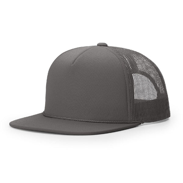 Richardson 113 Charcoal Foamie Trucker