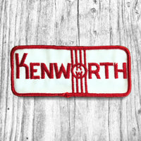 Kenworth Vintage Patch