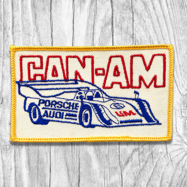 CAN-AM Vintage Patch