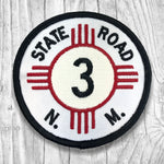 New Mexico State Road 3 Patch