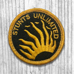 STUNTS UNLIMITED Vintage Patch