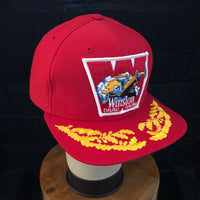 Winston Drag Racing + New Era NOS Scrambled Eggs Snapback