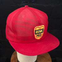 RENK SEED. All-Mesh K-Products Vintage Snapback