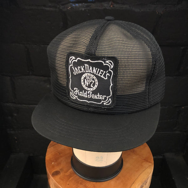 Jack Daniels. All-Mesh K-Products Vintage Snapback
