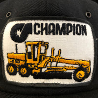 Champions Snapback with Scrambled Eggs Visor