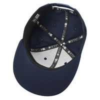 New Era 9FIFTY Navy Solid Snapback