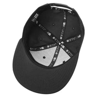 New Era 9FIFTY Charcoal Solid Snapback