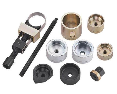 BMW Rear Lower Control Arm Bushing Ball Joint Remover and Installer (E87/90/93 M3)