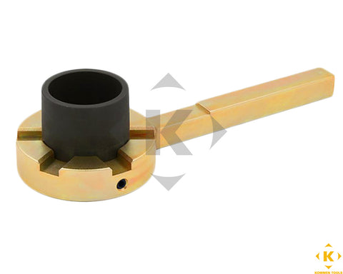 BMW Diesel Engine Harmonic Balancer Holder