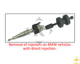 BMW Fuel Injector Remover and Installer Tool (N20 / N47 / N54 / N55 / N57 / N63)