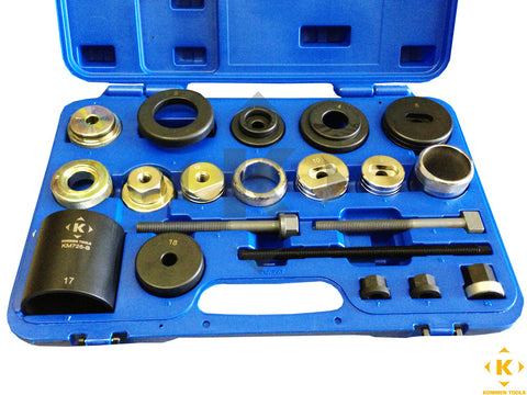 BMW Master Trailing Arm Bushing Tool Set - E36 / E46