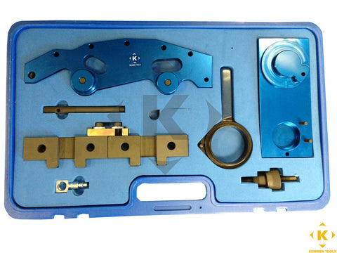 BMW M52TU, M54, M56 Master Camshaft Alignment Timing Tool with Double Vanos Straight 6