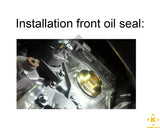 Mercedes Benz Front/Rear Crankshaft Radial Seal Installer