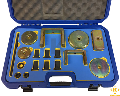 Mercedes Benz Rear Subframe Front / Rear Bushing Removal and Installation Tool Kit