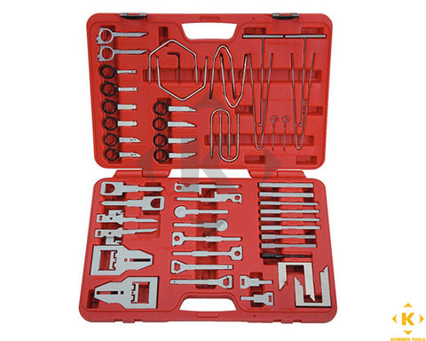 52PCS Kenwood, JVC, SONY Stereo, Radio Removal Remove Key Tool Set
