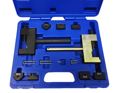 Benz Timing Chains Riveting Tool Set (Model 615, 616, 617, M102, M103, 116, 272, 272)