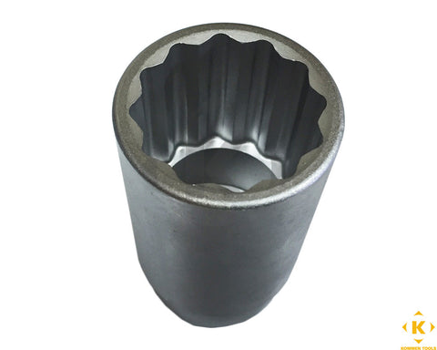 Drive Shaft Special Socket (12 Points, Size 35mm)