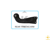 VW Golf and Audi A3 Rear Trailing Arm Bushing Tool