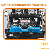 BMW Camshaft Alignment Timing Master Kit 06 and Newer 1,3,5 Series N51,52,53,54