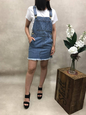 Brooklyn Denim Dress