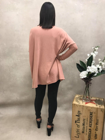 Confidence Knit - Peach