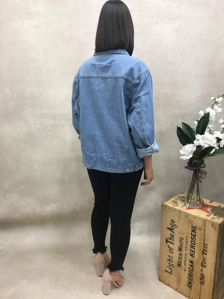 Deep End Denim Jacket