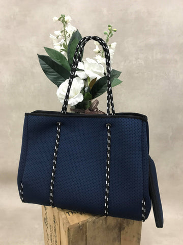 Daydreaming Tote Bag - Navy