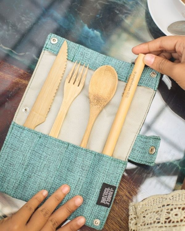 Wooden Utensils Eco