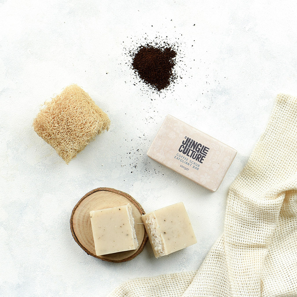 Coffee Scrub Soap Bars