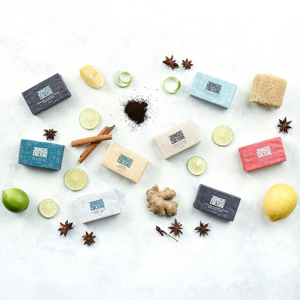 Citrus Body Bar Natural Soap