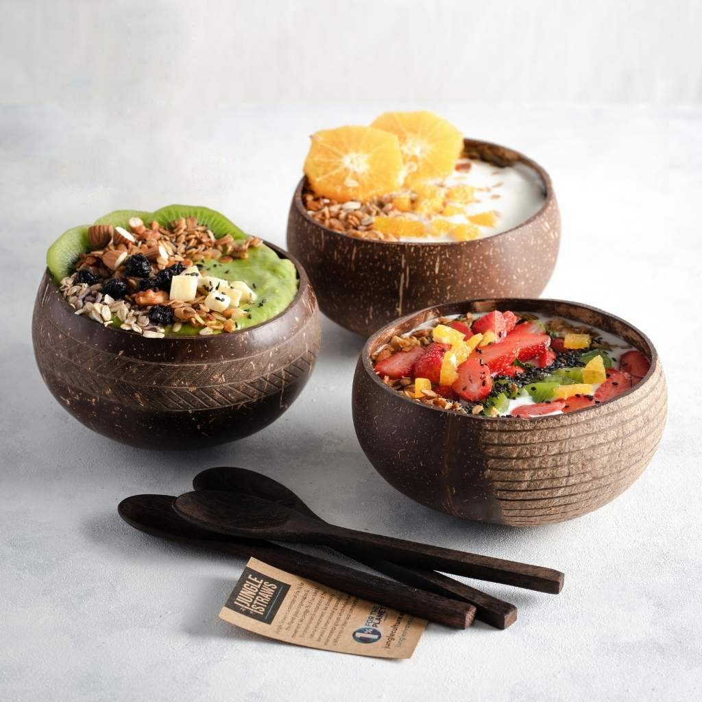 jumbo coconut bowl set