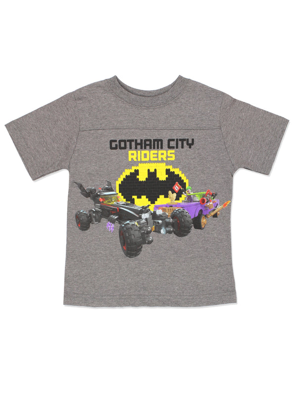 Lego Batman Boy's Short Sleeve Tee (Little Kid/Big Kid)