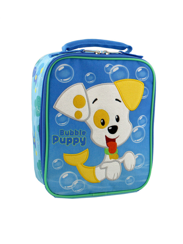 Bubble Guppies Toddler Boys Girls Soft School Lunch Box