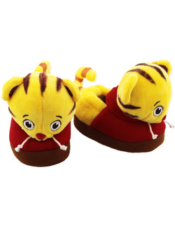 Daniel Tiger Toddler Boys Girls Plush 3D Daniel Head Slippers