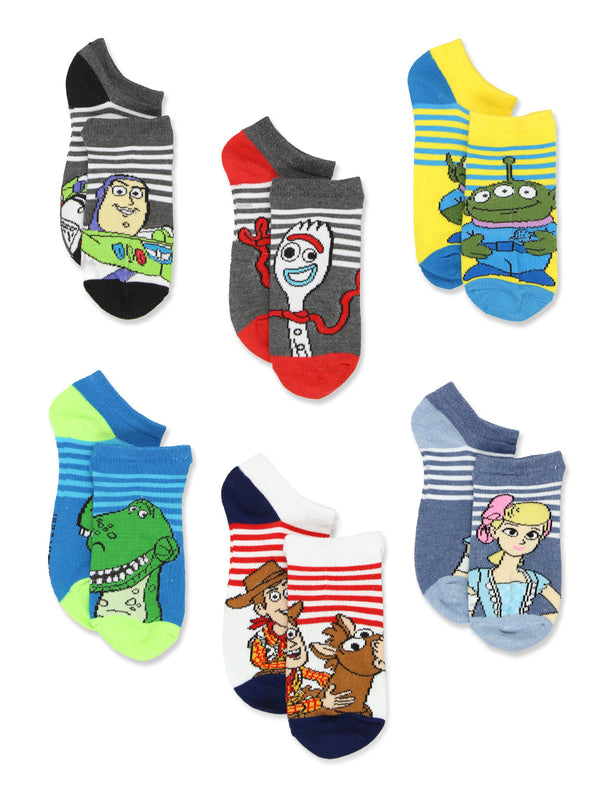 Disney Toy Story 4 Teen Adult Toddler Boy's Girl's Multi pack Sock Set
